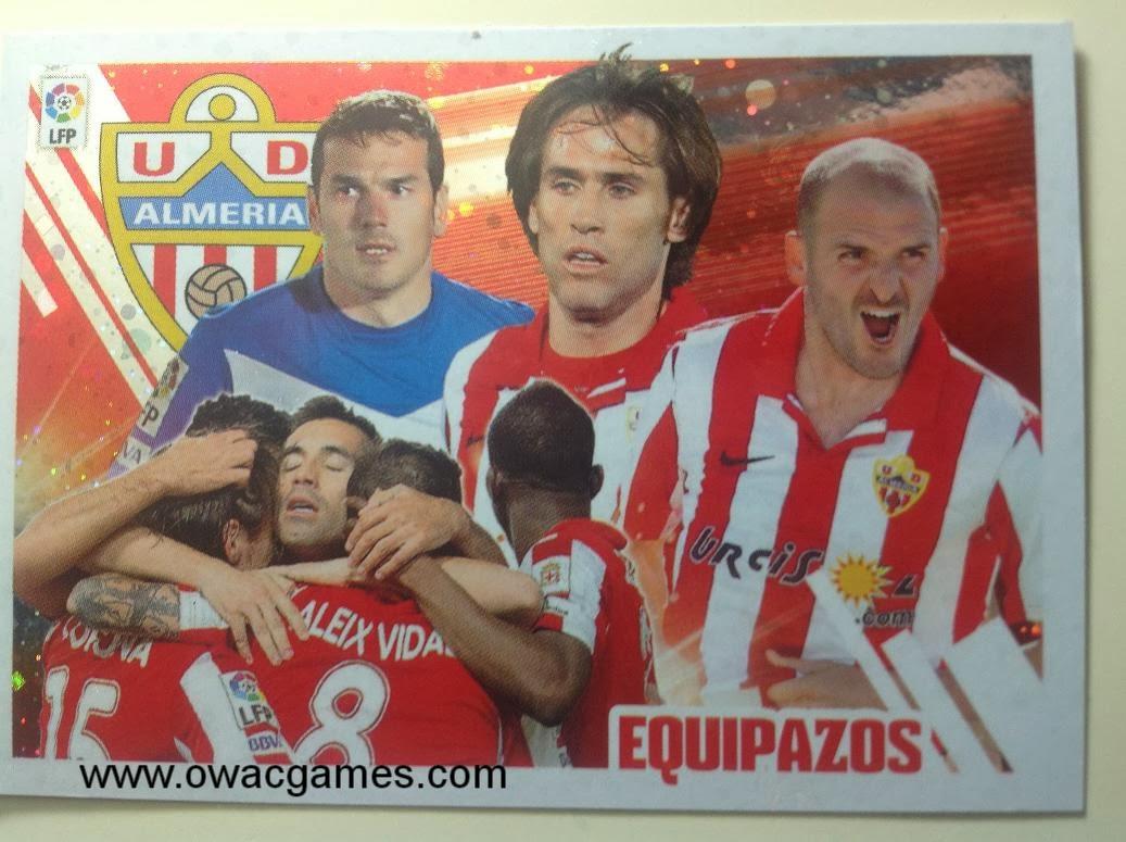 Liga ESTE 2013-14 Almeria - Equipazo