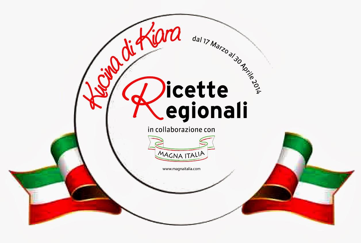 Il mio nuovo contest: RICETTE REGIONALI