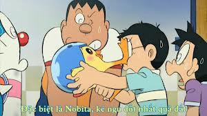 Hình Ảnh Diễn Viên Phim Nobita Và Mê Cung Thiếc (HTV3)