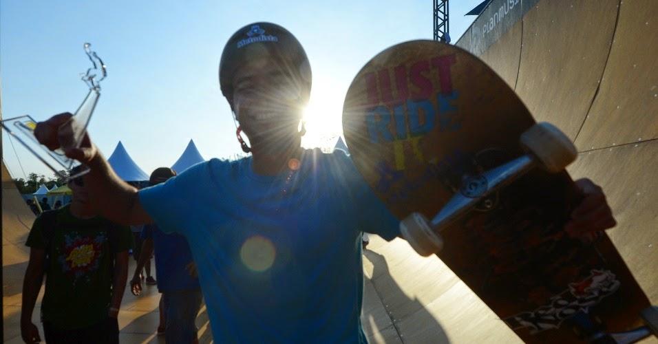 Circuito Banco do Brasil Pista de Skate