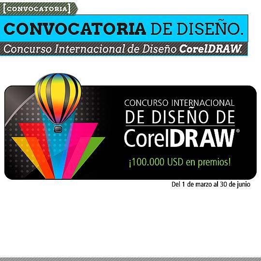 Concurso Internacional de Diseño CorelDRAW.