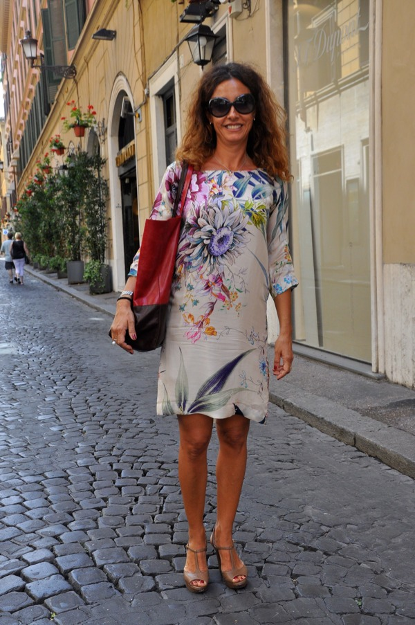 Floriana Mauri Rome Street Style By Stela