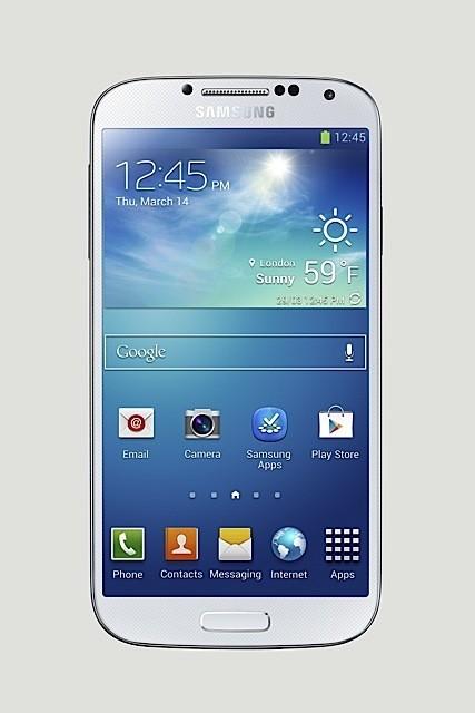 Galaxy S IV smartphone