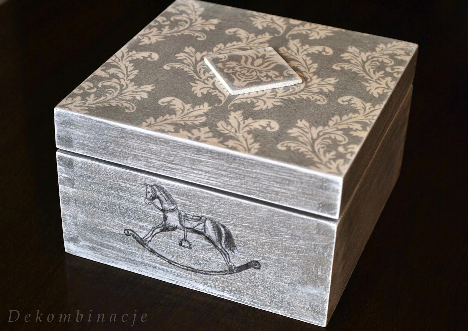pudełko dla dziecka