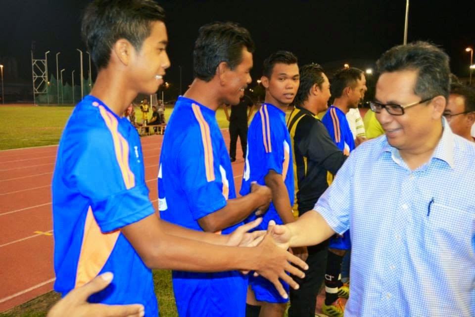 MB sokong PBSNT boikot perlawanan JDT vs Terengganu