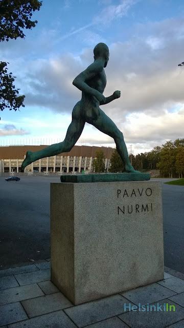 Paavo Nurmi memorial