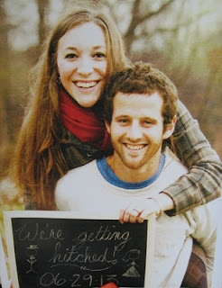 Ian and Mary Kate will be getting married June 29th 2013
