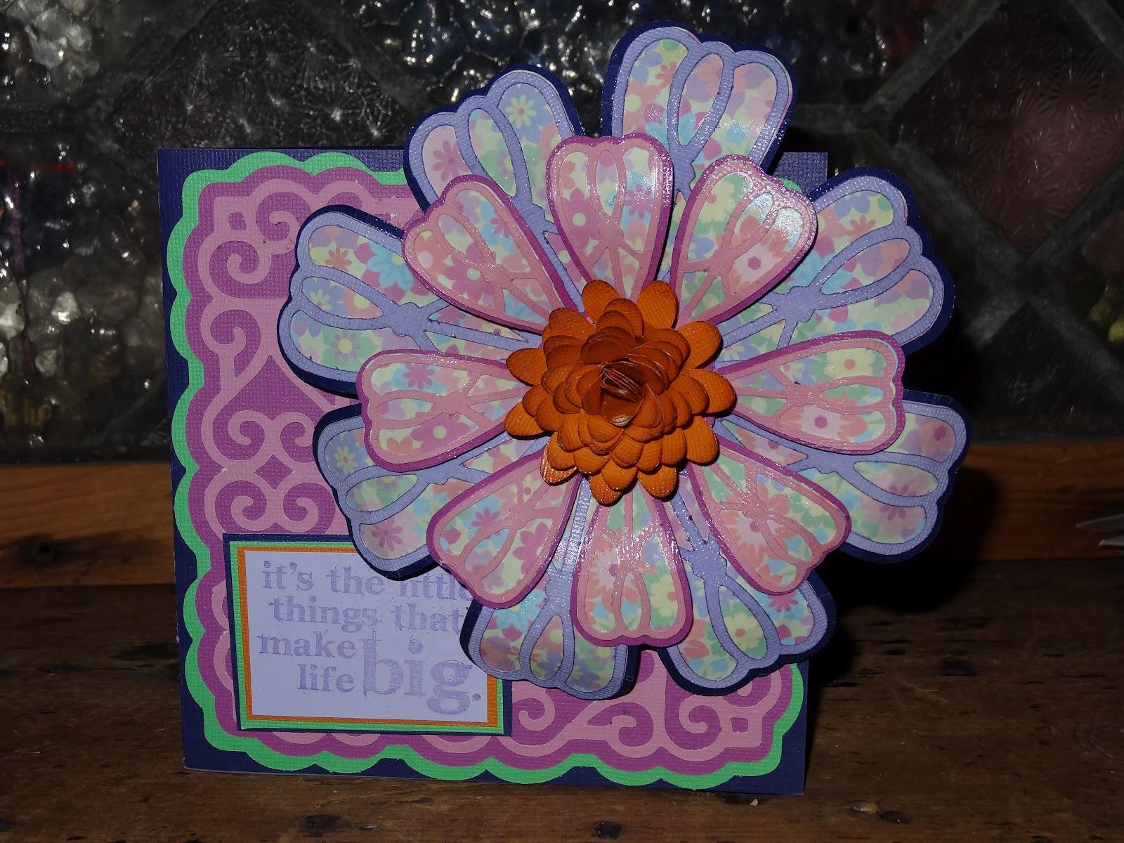Scrappy Soo: Cricut Flowers