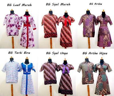 Jual Baju Couple Batik