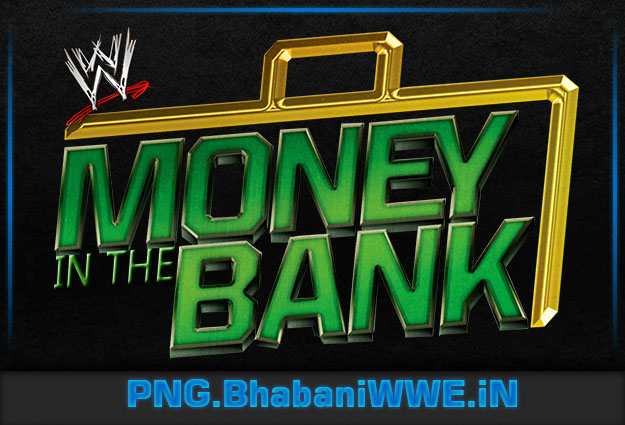 Money In The Bank 2013 Official HQ Logo Render