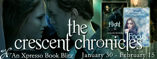 BOOK BLITZ: The Crescent Chronicles by Alyssa Rose Ivy