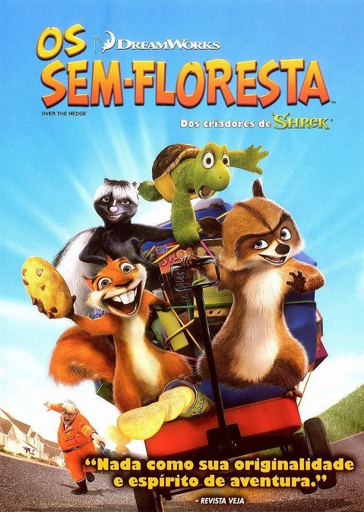 Os Sem-Floresta – Dublado (2006)