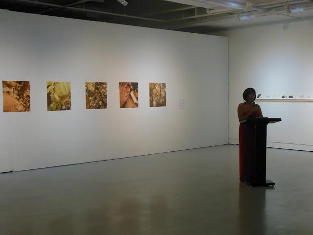 Lasalle Singapore,  Fine Arts Graduation Showcase, Magic Bullet exhibition, ICA gallery