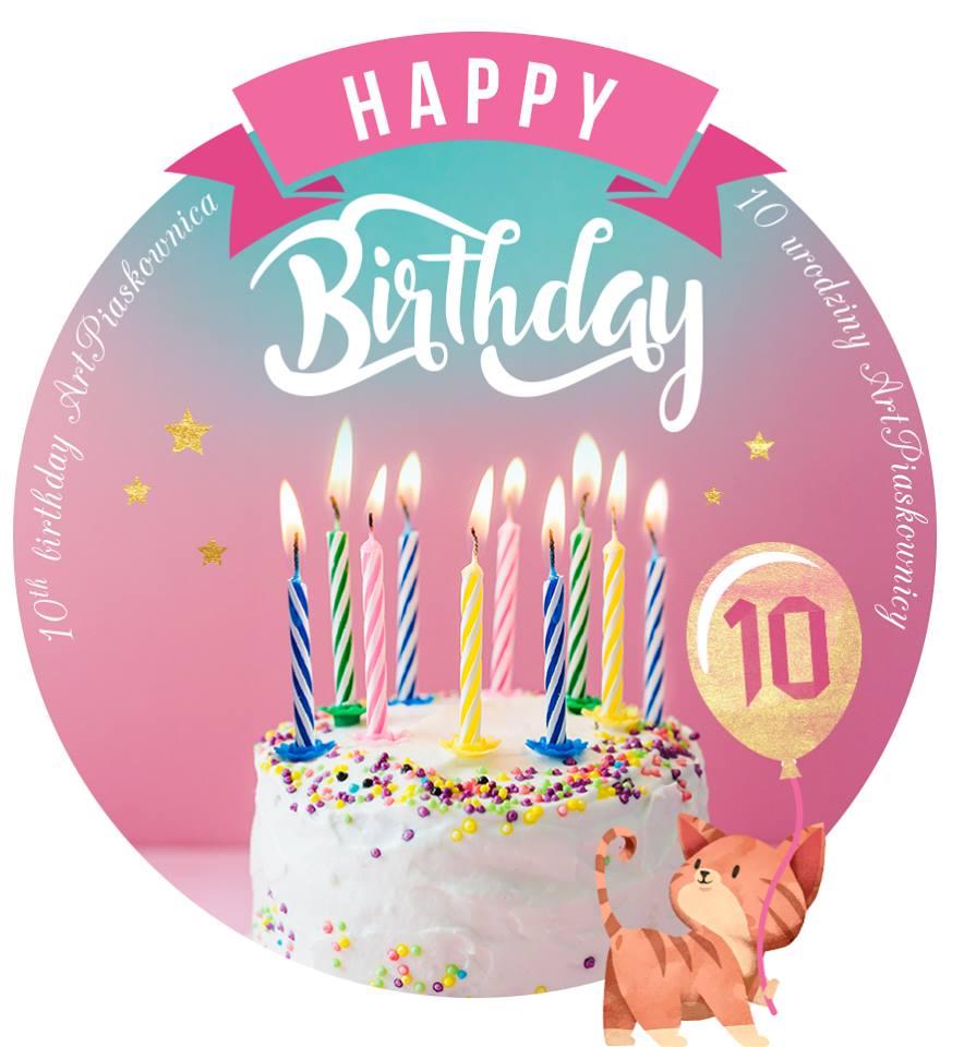 10 urodziny Art Piaskownicy