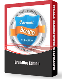 Download Acronis BootDVD 2013 Grub4Dos Edition v.5 13 in 1 Including PreActivated