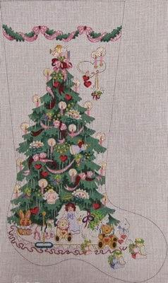 cs 146 - Strictly Christmas Needlepoint