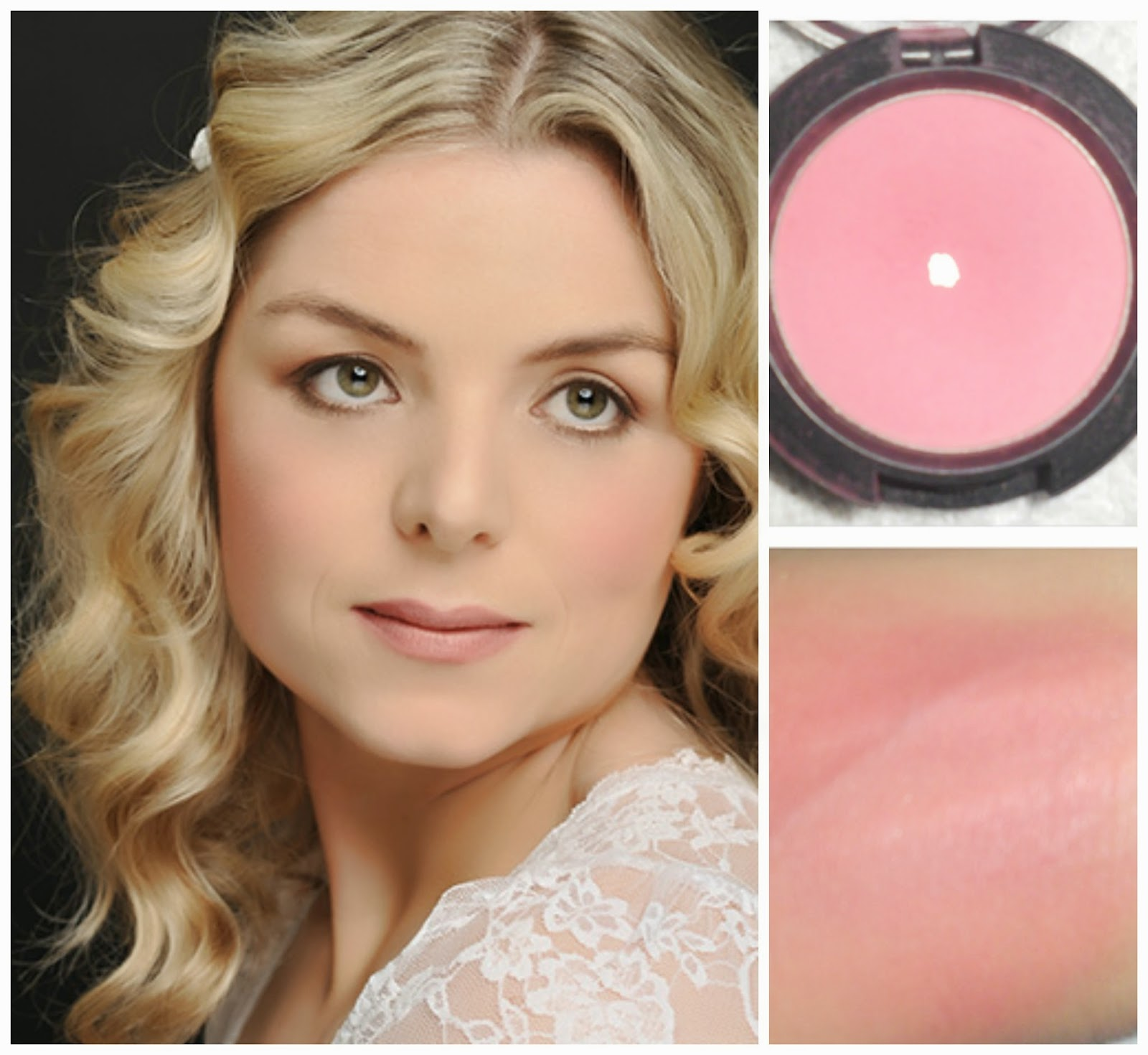 Top beautiful me plus you: Bridal Makeup: Best Blush for the Bride MH56