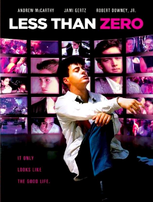 Less than zero movie script