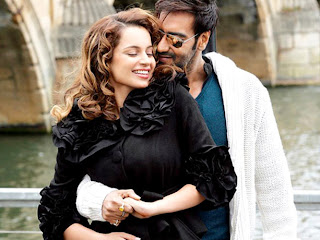 Bollywood Latest Movie 'Tezz' Images-Ajay,Kangana
