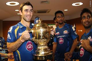 Glenn-Maxwell-celebrates-MI-Win-IPL-2013