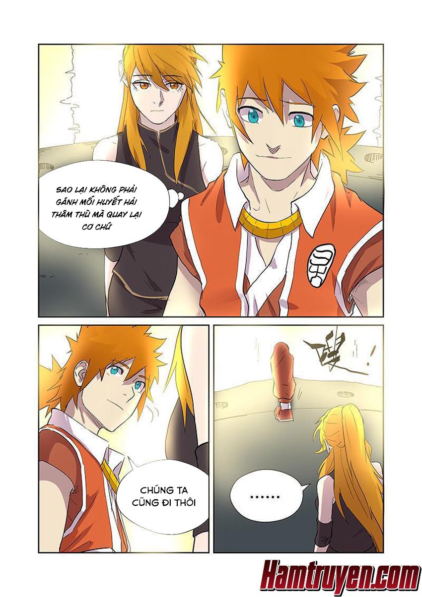 Yêu Thần Ký Chapter 174 - Hamtruyen.vn