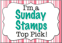 Sunday Stamps Top Pick #30