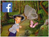 Retrouve Guignol sur Facebook !