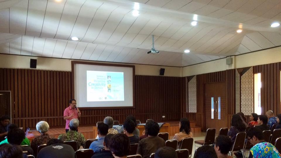 Seminar di UKDW