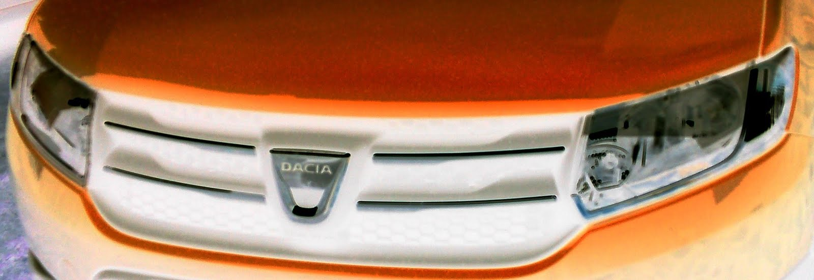 Le sourire narquois de la Dacia