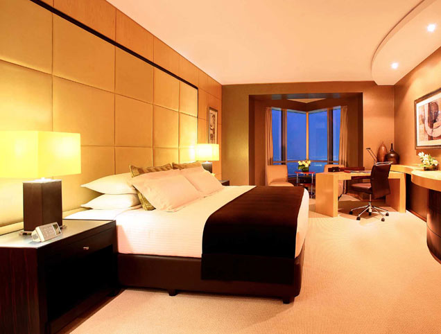 The world visit dubai hotel rooms for Most expensive suite in dubai