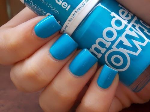 blue glint swatch, blue glint close-up, blue glint review, blue glint pic