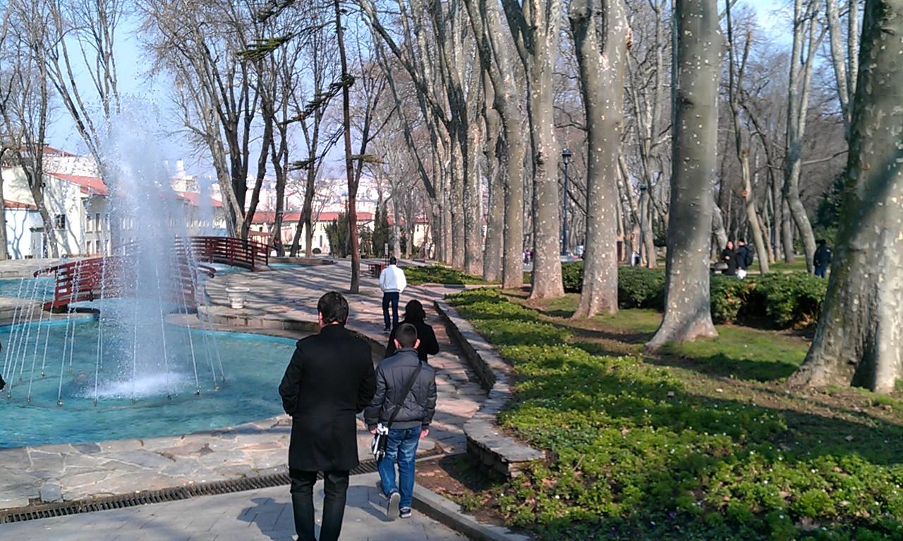 Running Routes: Istanbul Bosporus Running Route