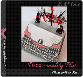 purse-onality mini album kit