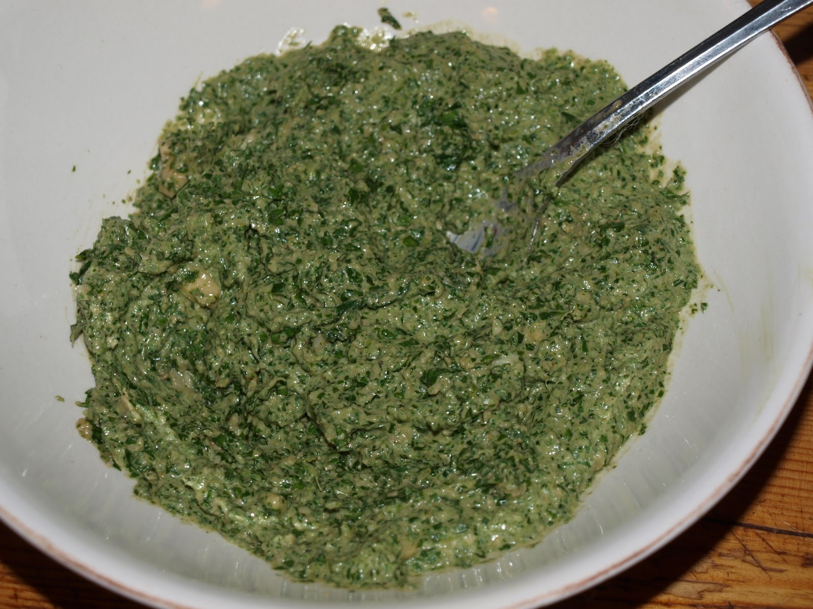 Katerina's Journal: Fantastic Dandelion Pesto