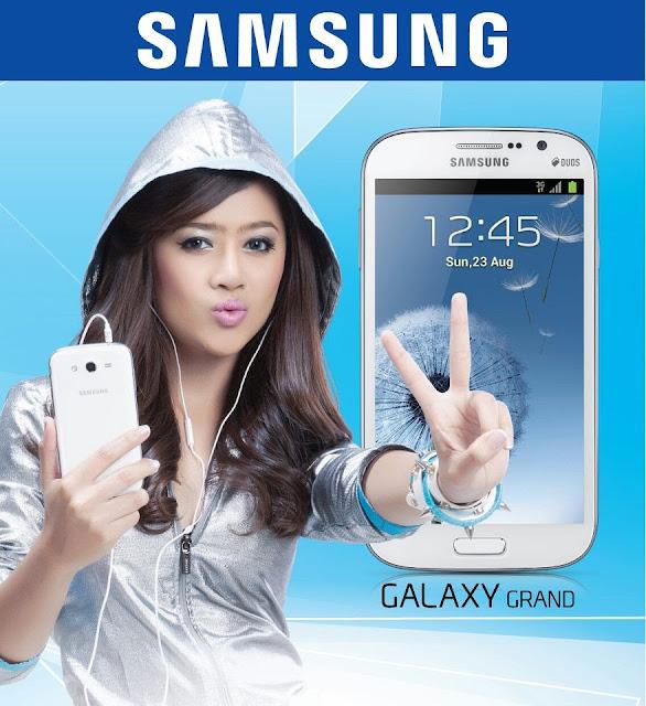 Aok Sokunkanha & Samsung Smart Phone