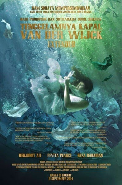 Film Tenggelamnya Kapal Van Der Wijck Extended 2014 di Bioskop