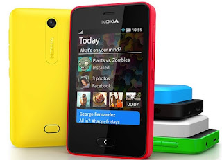 Latest Nokia Asha Smartphones