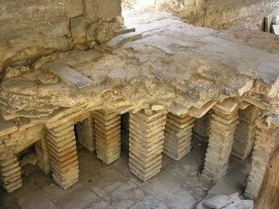 Romerske bade i Zürich