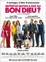 Watch Movie Qu'est-ce qu'on a fait au Bon Dieu? en Streaming