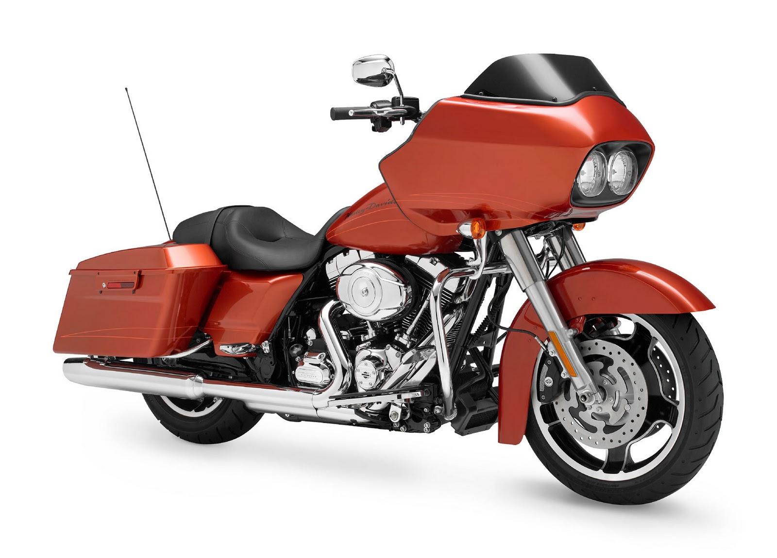 Harley-Davidson FLTRX Road Glide Custom - 2011