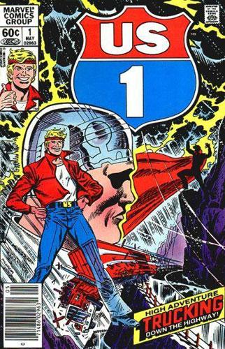 15 Superhero Terburuk di Dunia Komik: U.S. 1