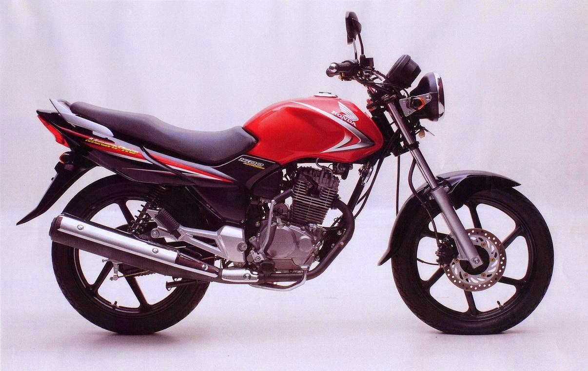 sejarah motor (sport jantan) honda di indonesia