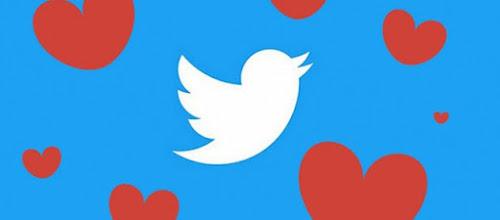 Twitter mudou botão Favoritos para Curtidas com formato de coração
