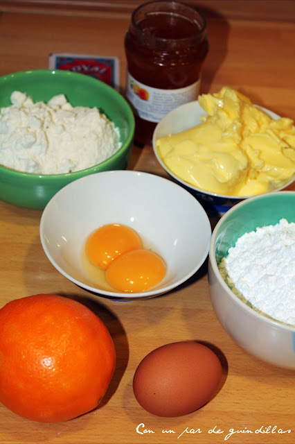 Ingredientes-galletas-naranja