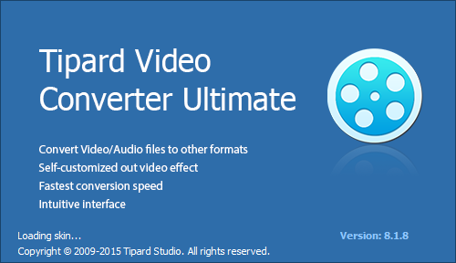 tipard video converter keygen  crack software