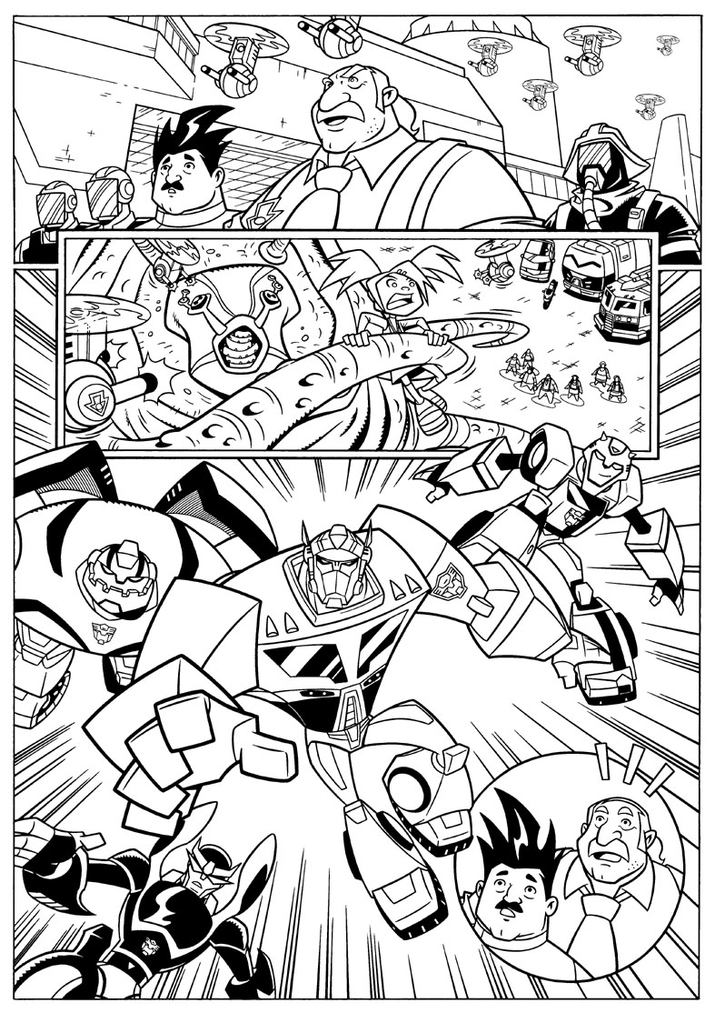 Desenhos para colorir transformers transformers for Transformers animated coloring pages