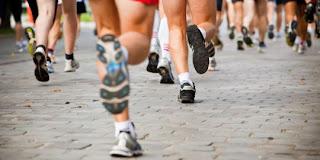 Berlari Bisa Menyehatkan Tubuh Dengan 6 Cara Ini!!!
