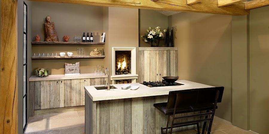 Cocinas con estilo - Isletas de cocina ...