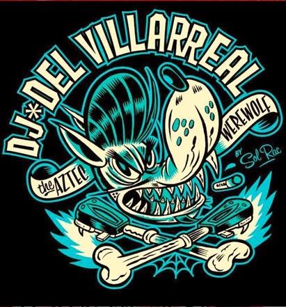 DJ. Del Villarreal • Motorbilly Radio • Ann Arbor USA