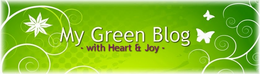 My Green Blog